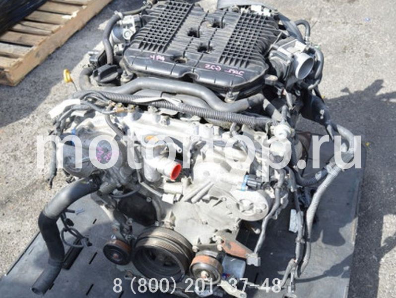 Двигатель VQ25HR