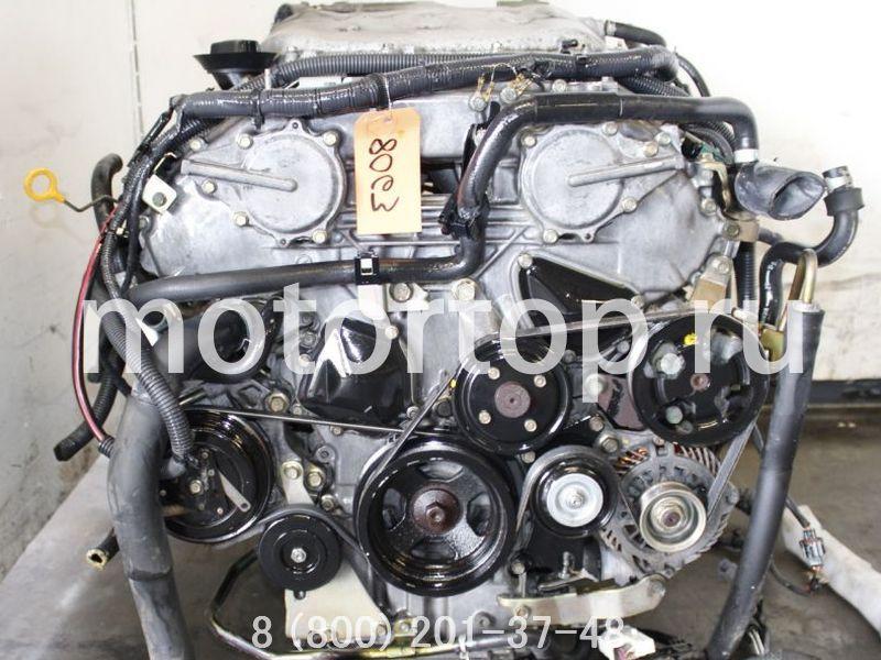 Купить контрактный двигатель VQ35DE