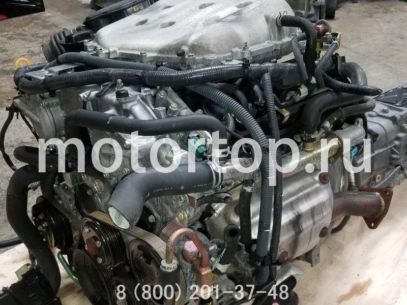 Купить двигатель VQ35DE