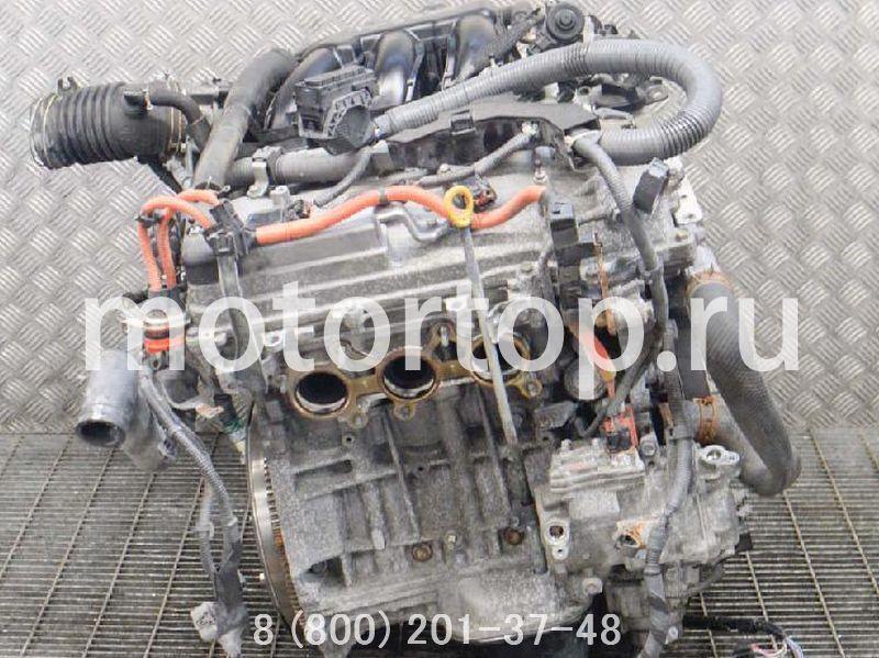 Двигатель 2GR-FXE