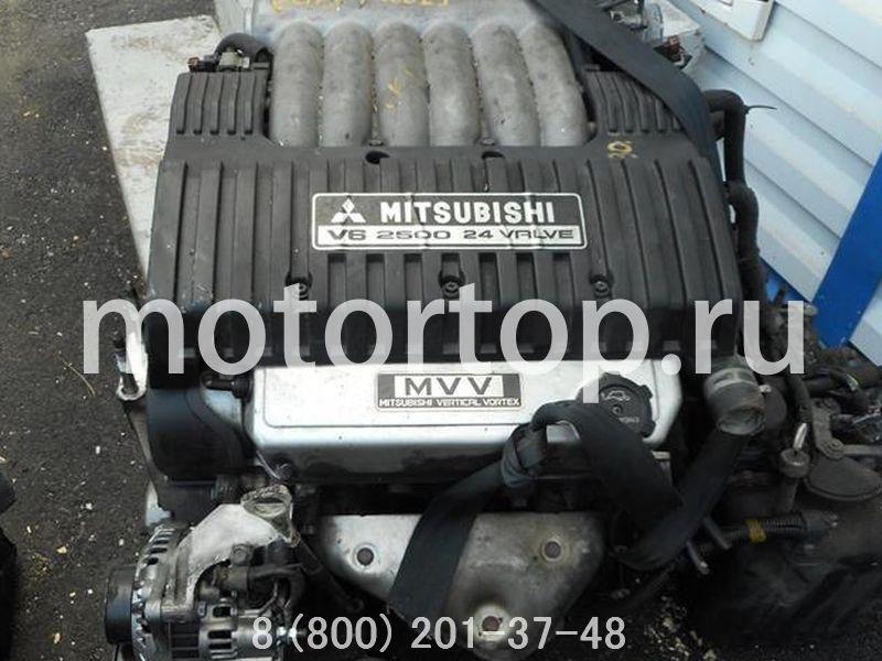 Купить контрактный двигатель 6G73