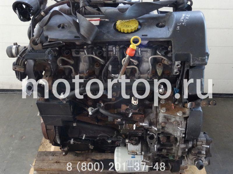 Двигатель 8140.43S