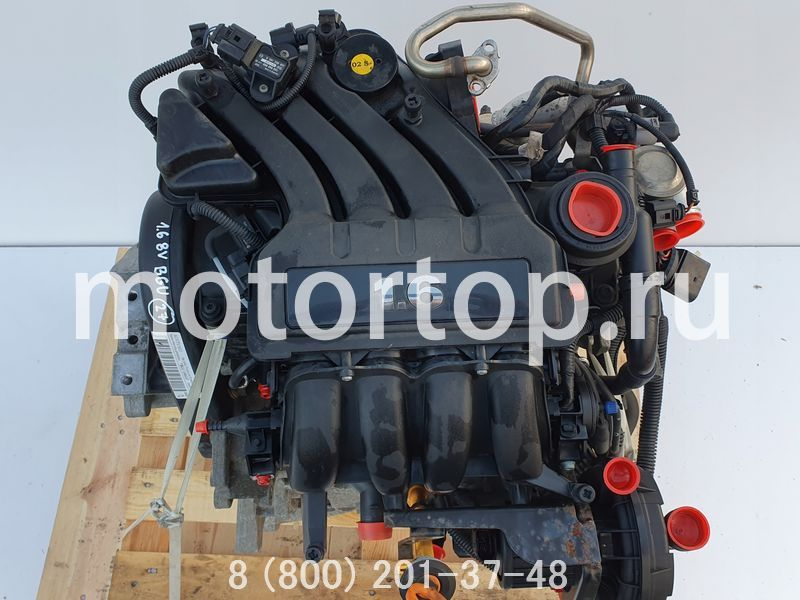Купить контрактный двигатель BGU