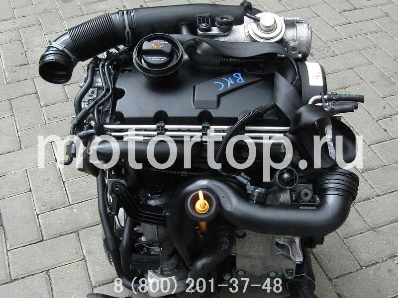 Купить контрактный двигатель BKC