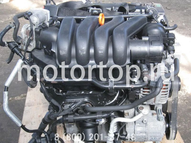 Двигатель BLR