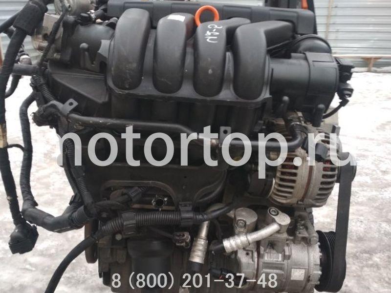 Купить контрактный двигатель BLR
