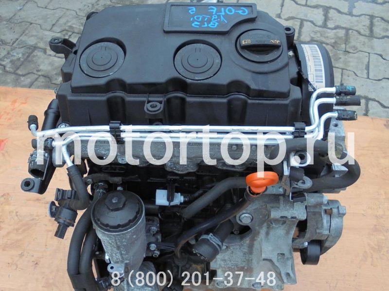 Двигатель BLS