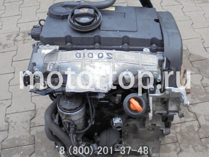 Двигатель BSY