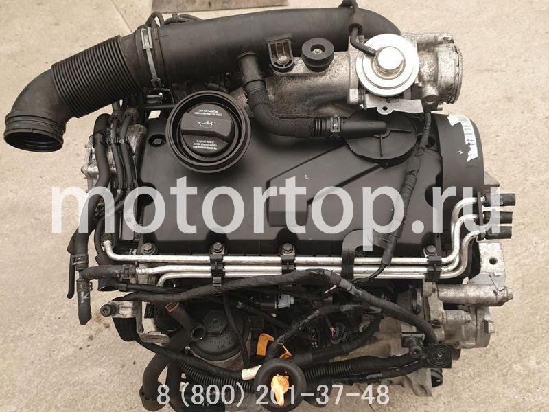 Двигатель BXE