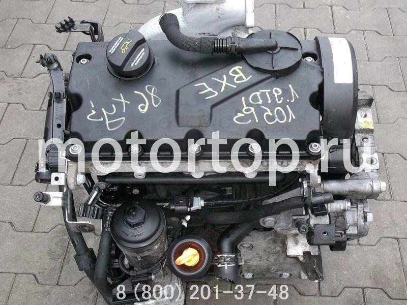 Купить контрактный двигатель BXE