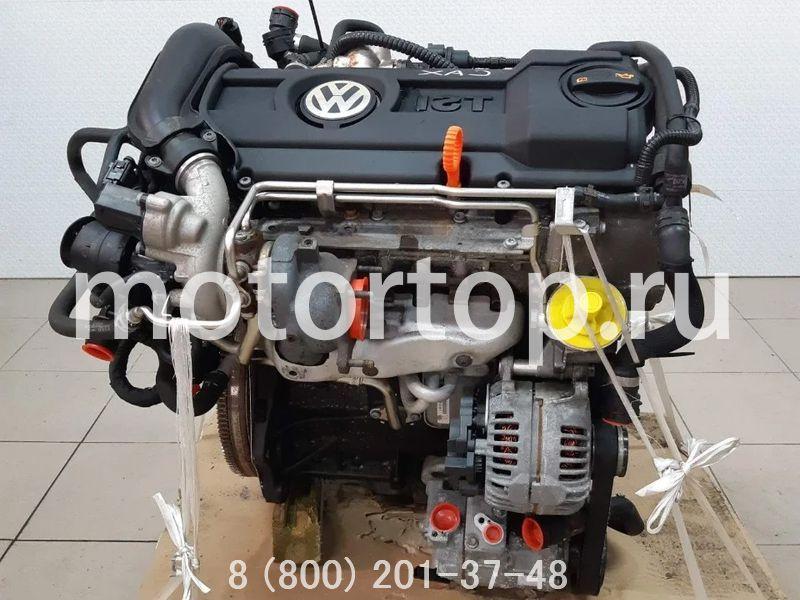Купить контрактный двигатель CAX