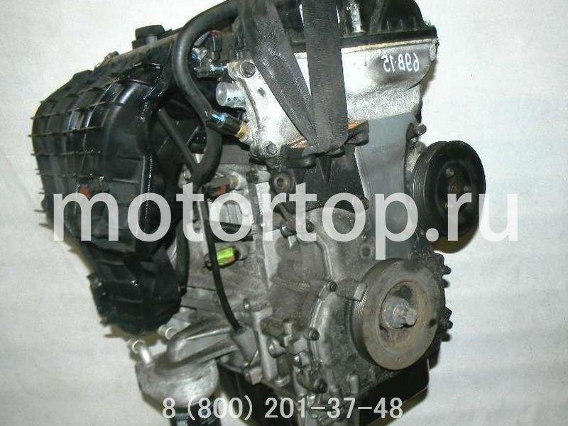 Двигатель EBA