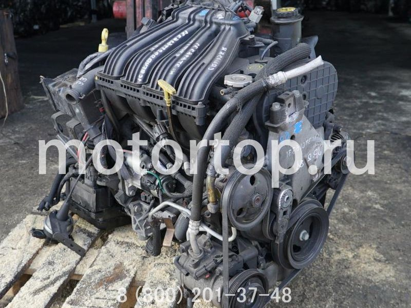 Двигатель ECC