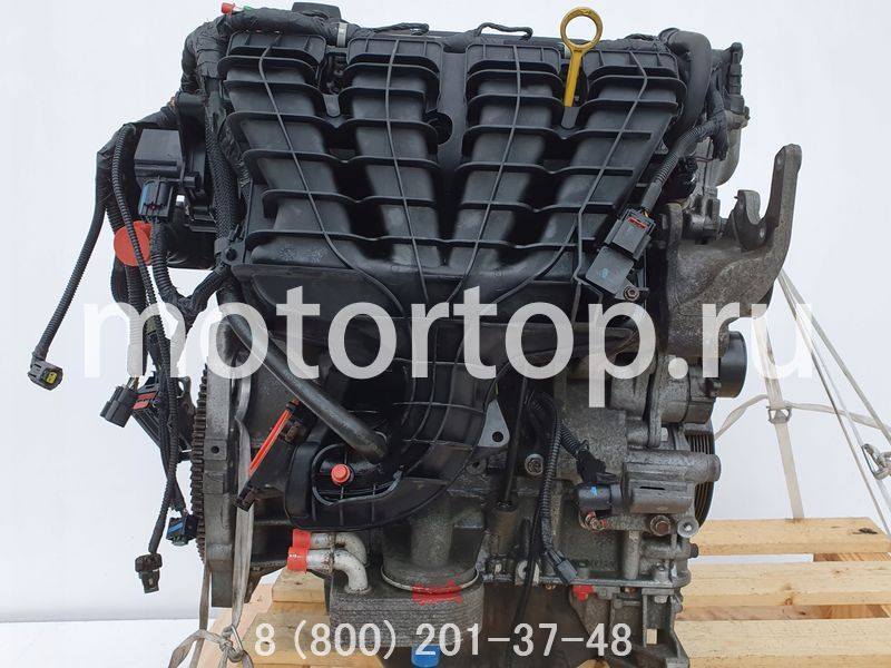 Двигатель ECN