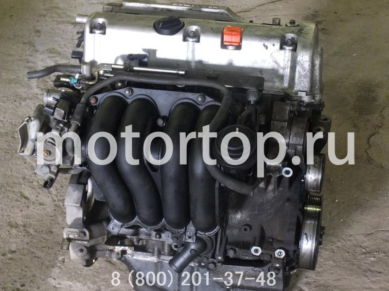 Купить контрактный двигатель K20A