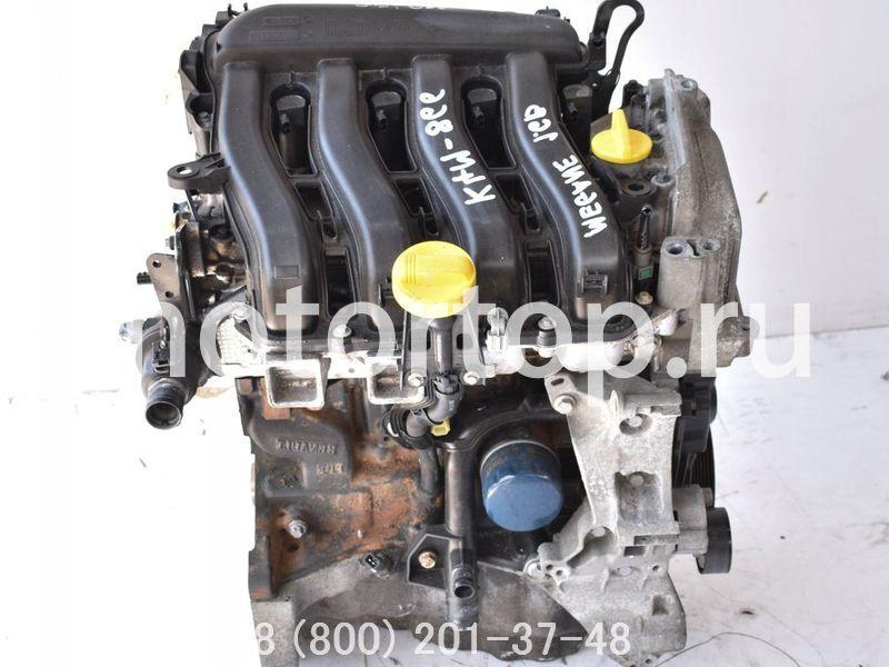 Купить контрактный двигатель K4M
