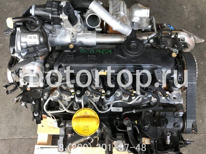Купить контрактный двигатель K9K