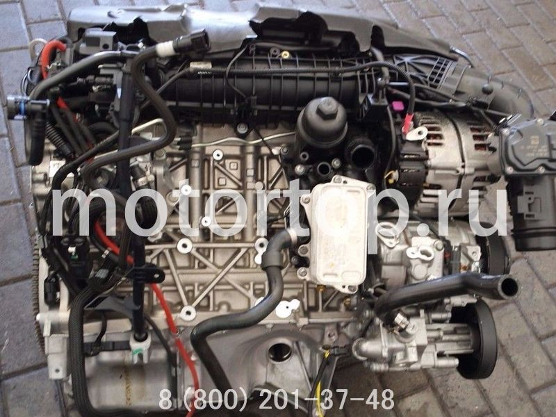 Двигатель N57D30
