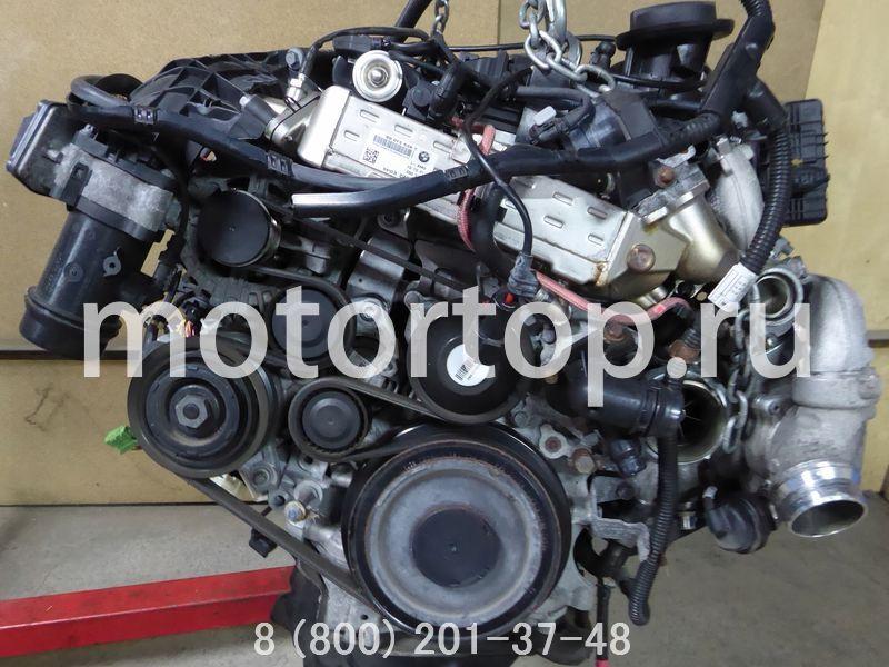 Купить контрактный двигатель N57D30