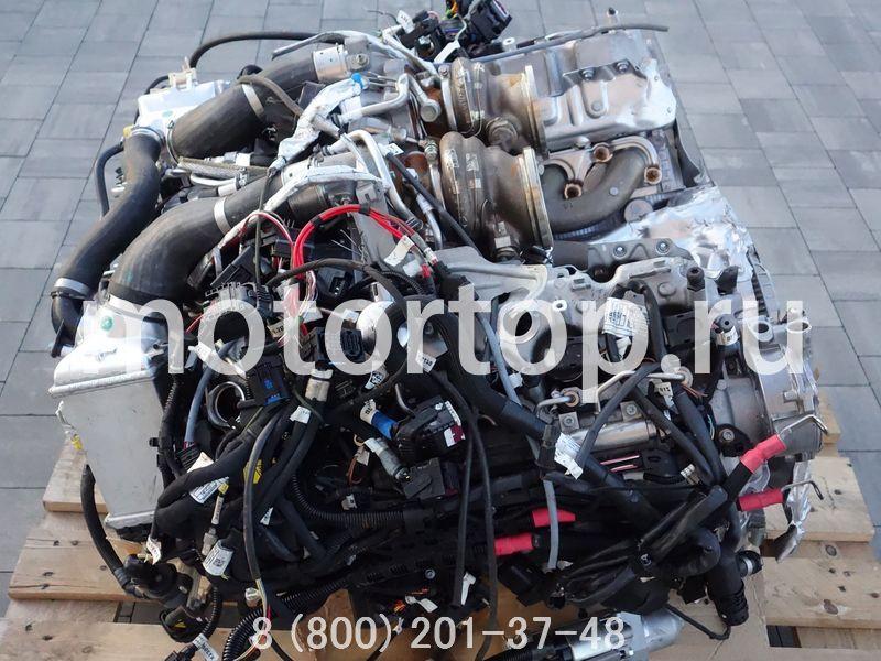 Купить контрактный двигатель N63B44