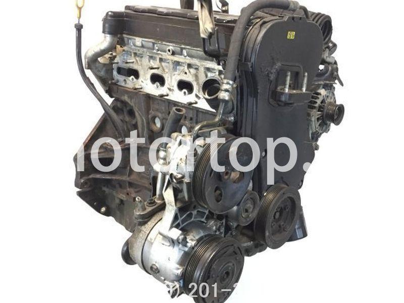 Двигатель T20SED