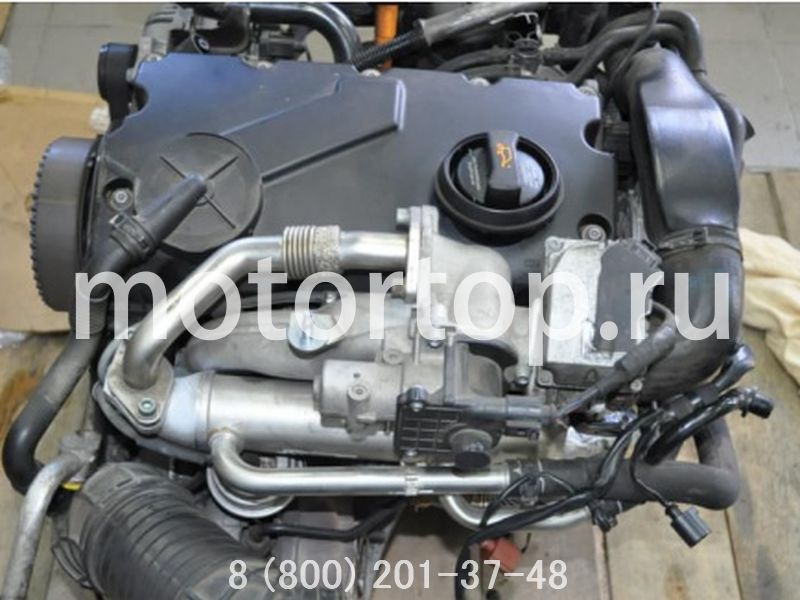 Двигатель BPW