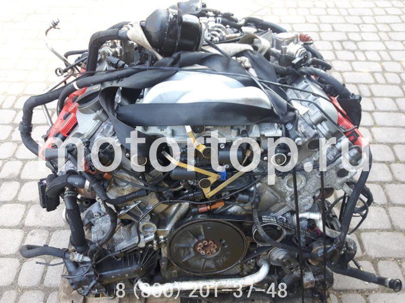 Двигатель CAU