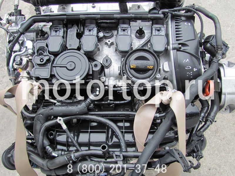 Двигатель CAWA