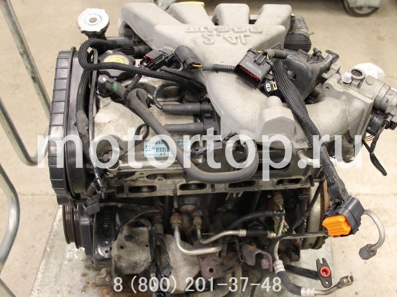 Двигатель EDT