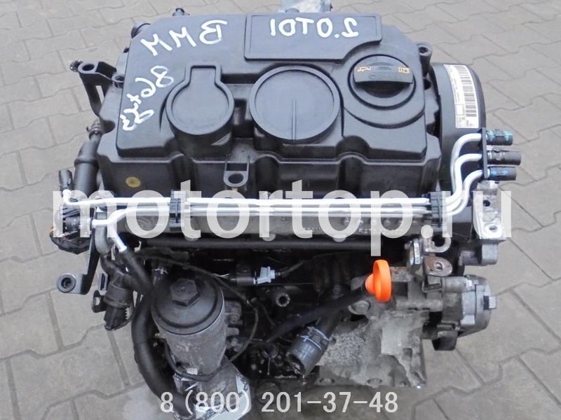 Купить двигатель BMM