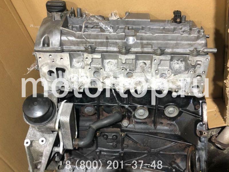 Двигатель OM646