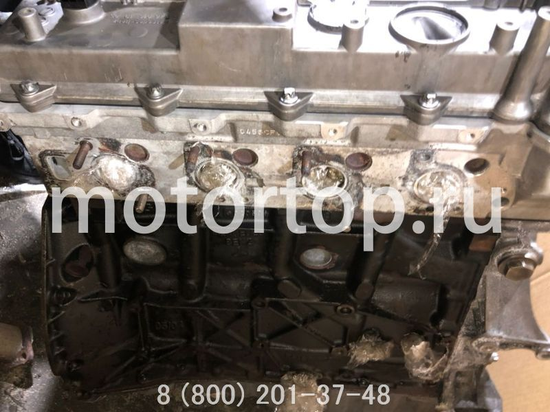 Купить контрактный двигатель OM646