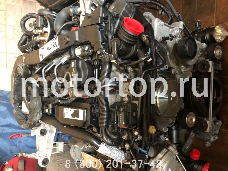 Двигатель OM651
