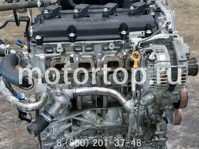 Купить контрактный двигатель QR25DE