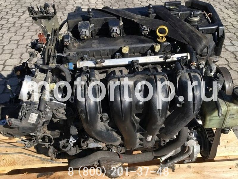 Двигатель SEBA