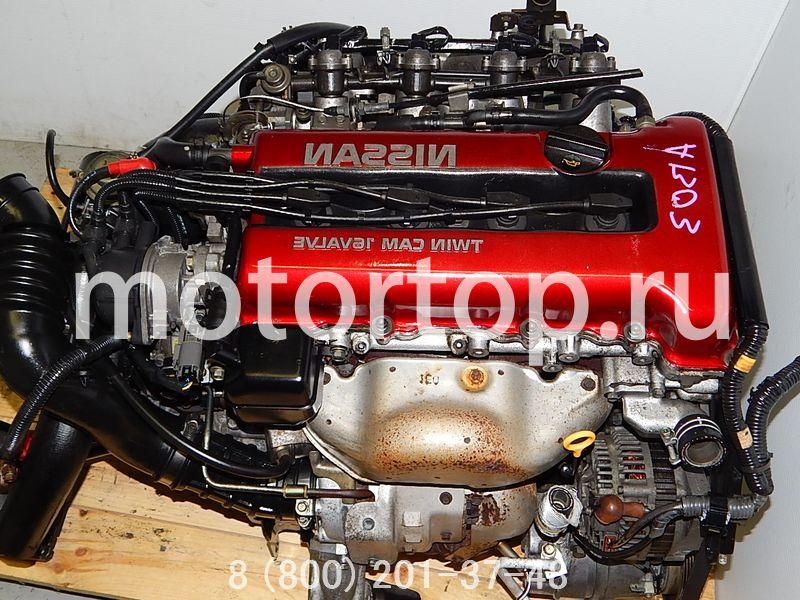 Двигатель SR20DE