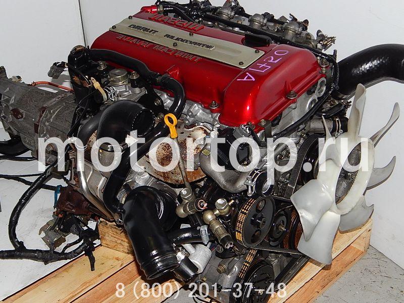 Купить двигатель SR20DE