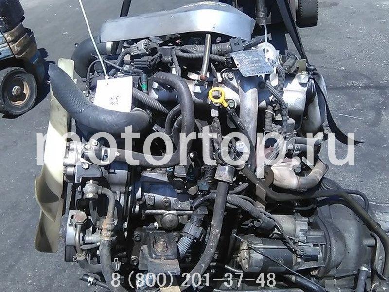 Двигатель ZD30DDTi