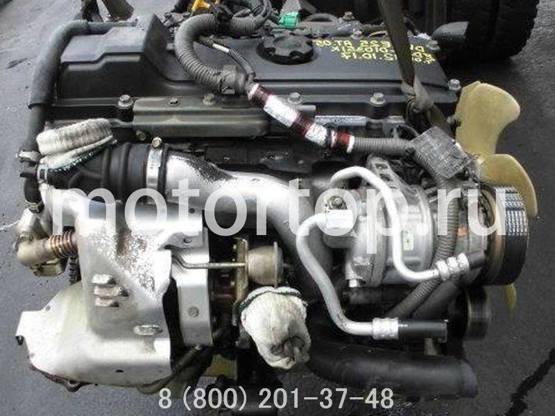 Купить контрактный двигатель ZD30DDTi