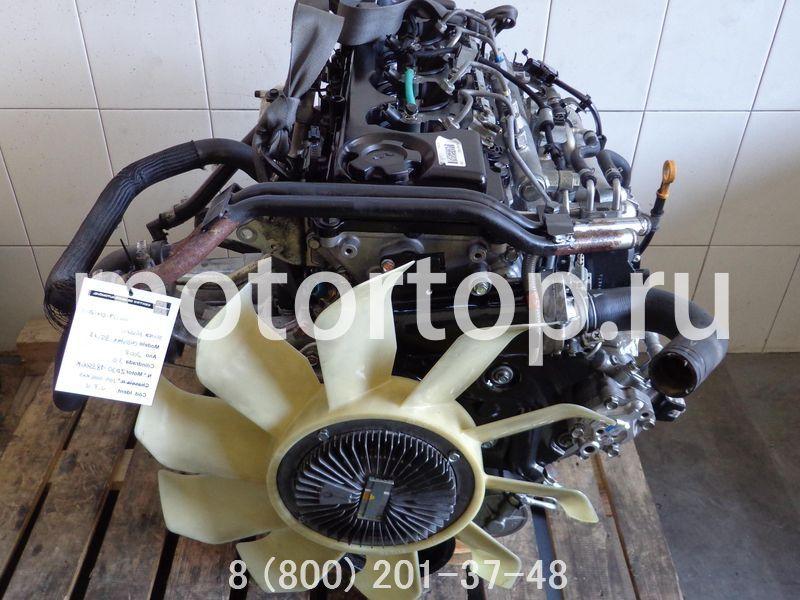 Купить двигатель ZD30DDTi