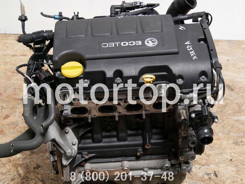 Купить контрактный двигатель A12XER