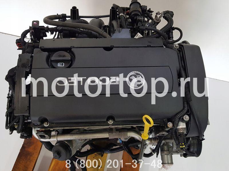 Двигатель A16XER