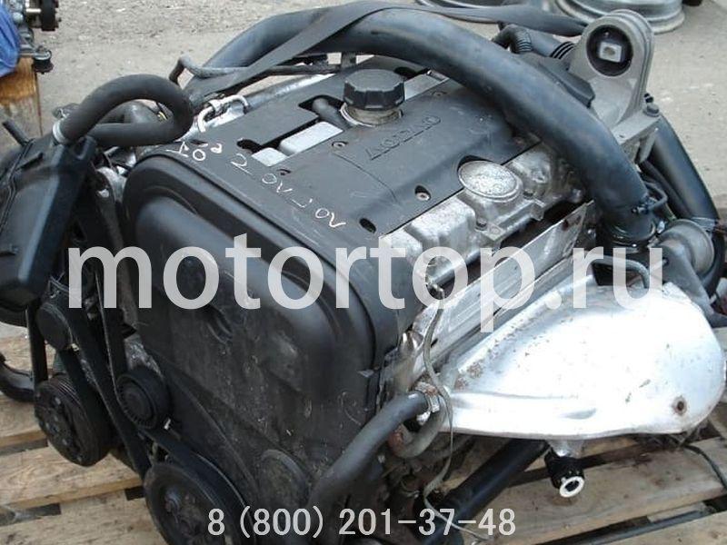 Купить контрактный двигатель B5204T8