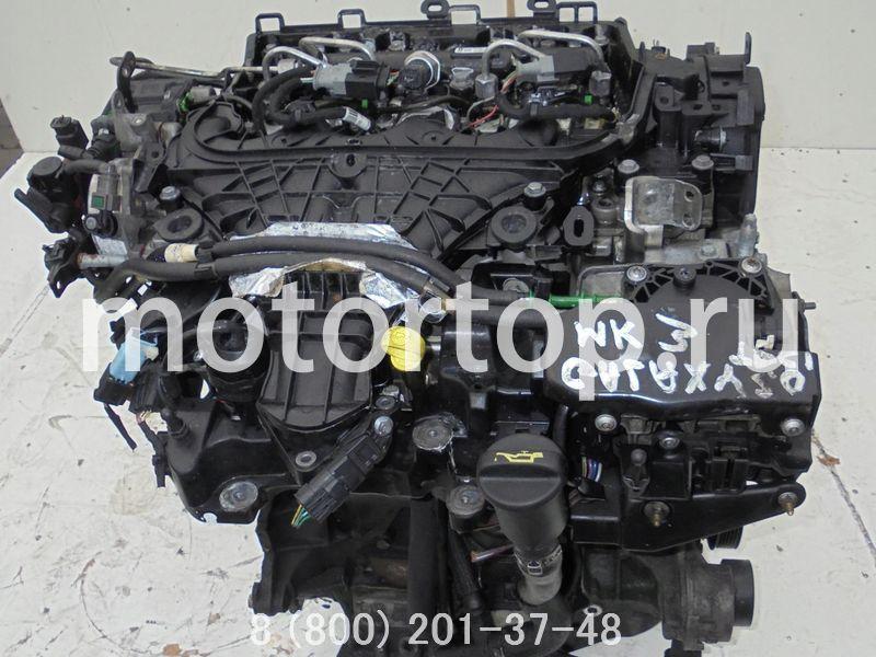 Двигатель D4204T