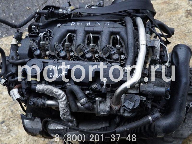 Купить контрактный двигатель D4204T