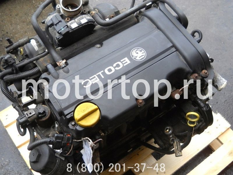 Двигатель Z12XE