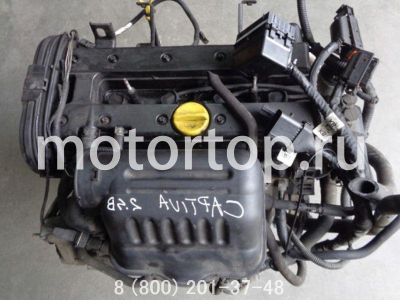 Двигатель Z24SED