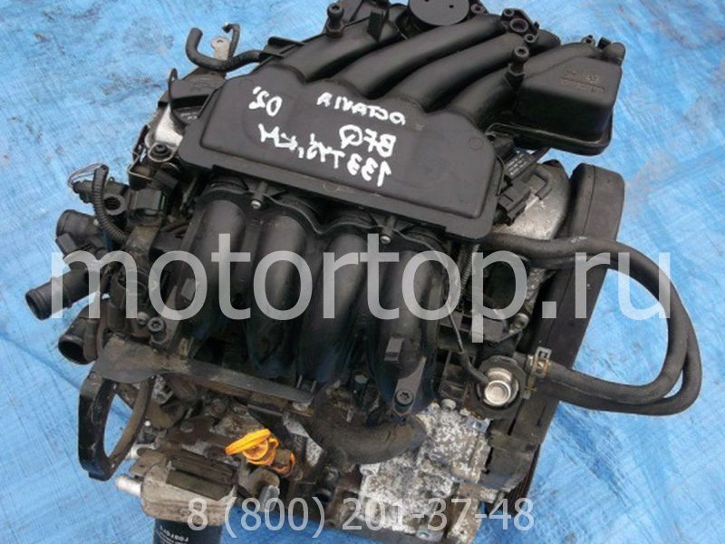 Двигатель AVU (BFQ)