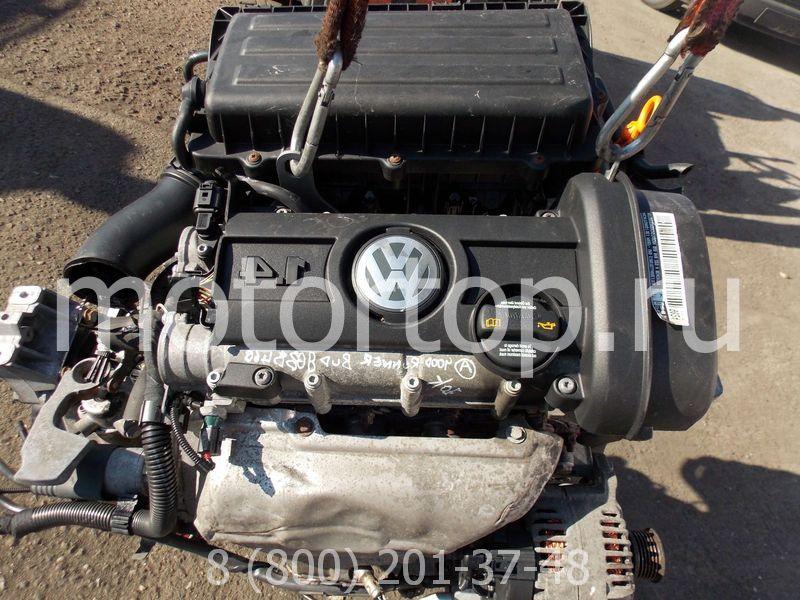 Контрактный двигатель BUD