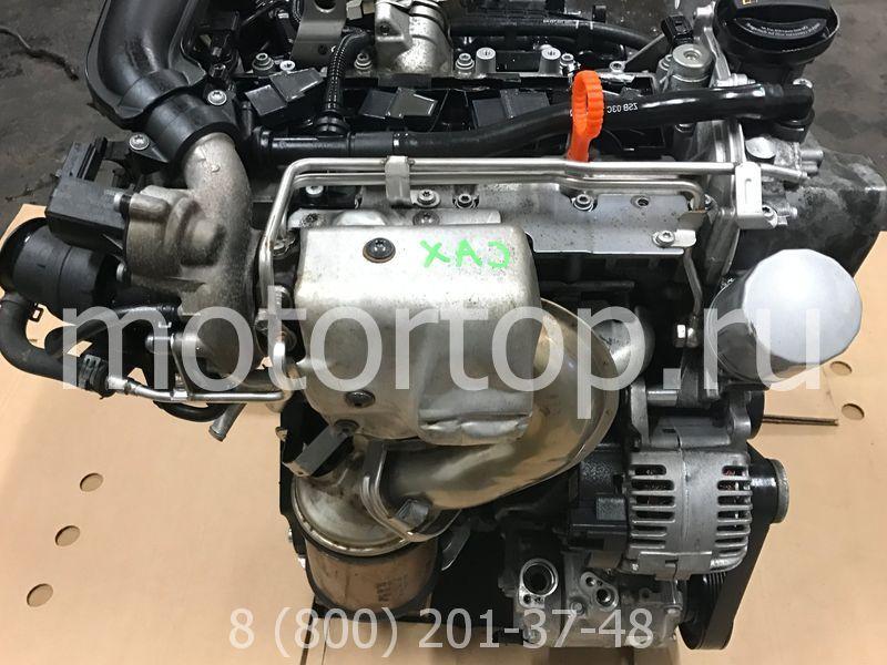 Купить контрактный двигатель CAXA